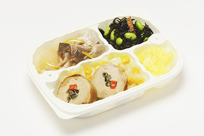 糖尿病食(カロリー制限食 240/6食セット)【お試しコース】