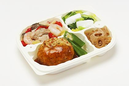 塩分制限食(6食セット)【お試しコース】