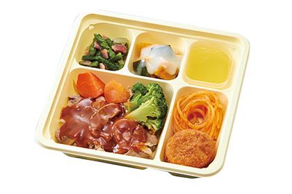 スマイル御膳®(5食)《たんぱく質・塩分制限食》
