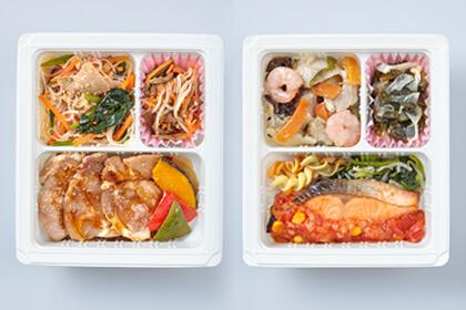 すこやか膳(塩分カロリー調整食/2食セット)