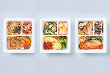 すこやか膳(塩分カロリー調整食/3食セット)
