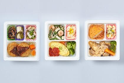 やすらぎ膳(たんぱく調整食/3食セット)