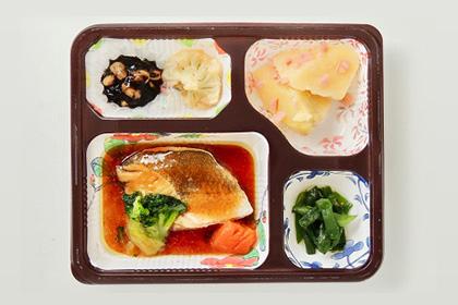 冷凍やわらか食(おためし便・6食セット)
