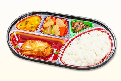 配食のふれ愛【カフェドチャー店】